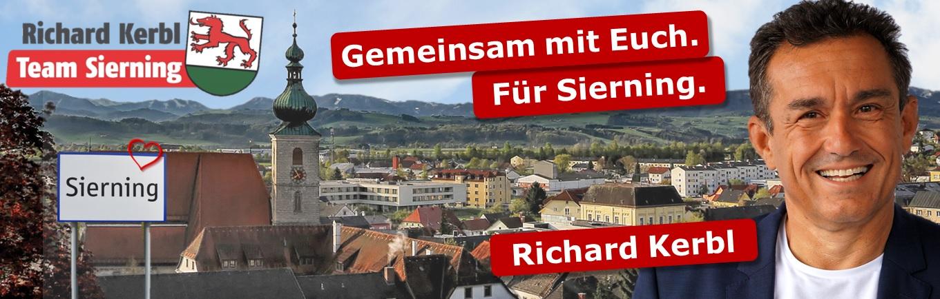 Richard Kerbl und das TEAM SIERNING